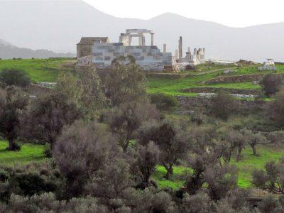 Αρχαίος ναός Δήμητρας και κόρης